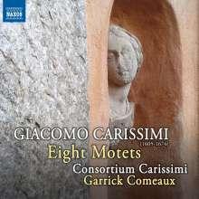 Giacomo Carissimi (1605-1674): Motetten, CD