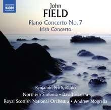 John Field (1782-1837): Klavierkonzert Nr.7, CD