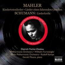 Gustav Mahler (1860-1911): Kindertotenlieder, CD