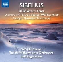 Jean Sibelius (1865-1957): Belshazzars Fest op.51, CD
