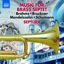 Septura - Music For Brass Septet Vol.1, CD