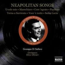 Giuseppe di Stefano - Neapolitan Songs, CD