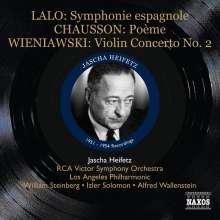 Jascha Heifetz, CD