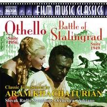 Aram Khachaturian (1903-1978): Die Schlacht um Stalingrad-Suite, CD