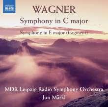 Richard Wagner (1813-1883): Symphonie C-dur, CD