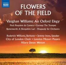 Ralph Vaughan Williams (1872-1958): An Oxford Elegy, CD