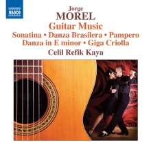 Jorge Morel (geb. 1931): Gitarrenwerke, CD