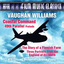 Ralph Vaughan Williams (1872-1958): Filmmusik: Filmmusik, CD