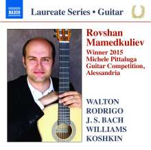 Rovshan Mamedkuliev - Guitar Recital, CD