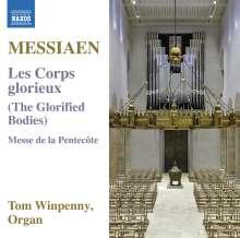 Olivier Messiaen (1908-1992): Les Corps glorieux, CD