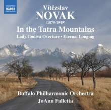 Vitezlav Novak (1870-1949): In the Tatra Mountains op.26, CD
