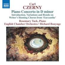 Carl Czerny (1791-1857): Klavierkonzert Nr.1 d-moll, CD