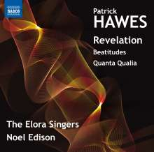 Patrick Hawes (geb. 1958): Revelation, CD
