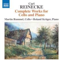 Carl Heinrich Reinecke (1824-1910): Cellosonaten Nr.1-3, CD