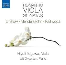 Hiyoli Togawa - Romantic Viola Sonatas, CD
