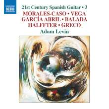 21st Century Spanish Guitar Vol.3, CD