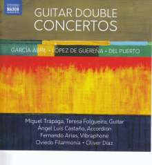 Guitar Double Concertos, CD