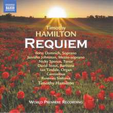 Timothy Hamilton (geb. 1973): Requiem, CD