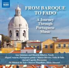 Os Musicos do Tejo - From Baroque to Fado, CD