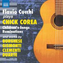 Flavio Cucchi plays Chick Corea, CD