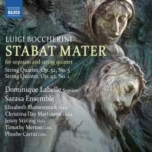 Luigi Boccherini (1743-1805): Stabat Mater, CD