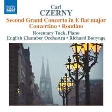 "Carl Czerny (1791-1857): Klavierkonzert ""Grand Concerto"" Nr.2, CD"