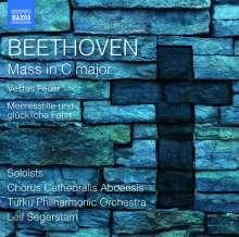 Ludwig van Beethoven (1770-1827): Messe C-dur op.86, CD