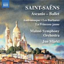 "Camille Saint-Saens (1835-1921): Ballettmusik aus ""Ascanio"", CD"