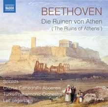 Ludwig van Beethoven (1770-1827): Die Ruinen von Athen op.113, CD