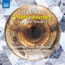 Franz Schubert (1797-1828): Winterreise D.911 (für Posaune & Klavier), CD
