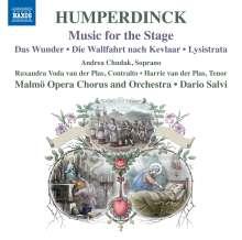 Engelbert Humperdinck (1854-1921): Bühnenmusiken, CD