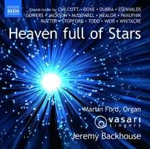 Vasari Singers - Heaven Full of Stars, CD
