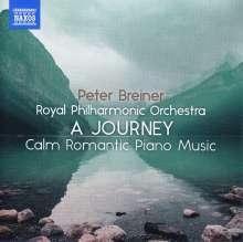 "Peter Breiner (geb. 1957): Klavierwerke ""Calm Romantic Piano Music Vol.2 - A Journey"", CD"
