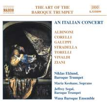 Niklas Eklund -  Art of Baroque Trumpet 5, CD