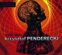Krzysztof Penderecki (1933-2020): Chorwerke, 5 CDs