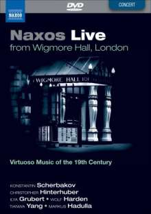 Naxos 20th Anniversary Concert, DVD