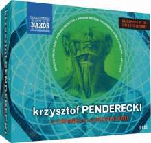 Krzysztof Penderecki (1933-2020): Symphonien Nr.1-8, 5 CDs