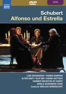Franz Schubert (1797-1828): Afonso & Estrella, DVD