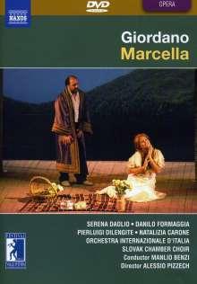 Umberto Giordano (1867-1948): Marcella, DVD