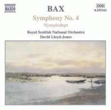 Arnold Bax (1883-1953): Symphonie Nr.4, CD