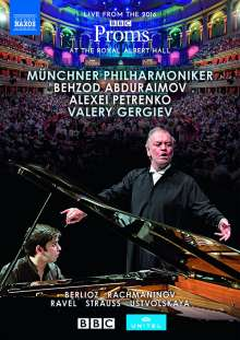 BBC Proms at the Royal Albert Hall 2016, DVD