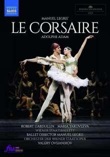 Wiener Staatsopernballett: Le Corsaire (Adam), DVD