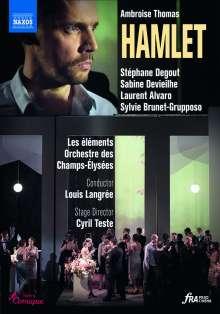 Ambroise Thomas (1811-1896): Hamlet, DVD