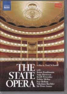 Bayerisches Staatsorchester - The State Opera (Dokumentation), DVD