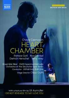 Chaya Czernowin (geb. 1957): Heart Chamber, DVD