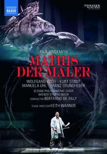 Paul Hindemith (1895-1963): Mathis der Maler, DVD