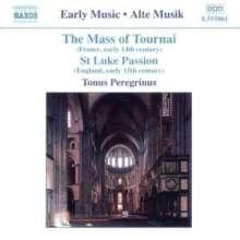 Messe de Tournai (14.Jh.), CD