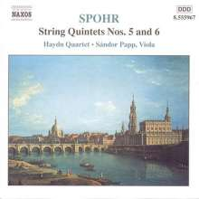 Louis Spohr (1784-1859): Streichquintette Vol.3, CD