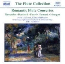 Marc Grauwels - Romantic Flute Concertos, CD
