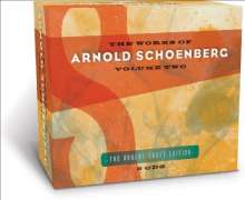 Arnold Schönberg (1874-1951): The Works of Arnold Schönberg Vol.2, 6 CDs
